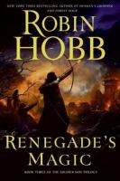Cover image for Renegade's magic. bk. 3 : The soldier son trilogy