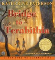 Cover image for Bridge to Terabithia