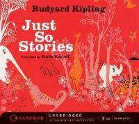 Imagen de portada para Just so stories (Read by Boris Karloff)