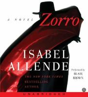 Cover image for Zorro