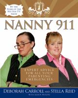 Cover image for Nanny 911 : expert advice for all your parenting emergencies