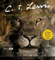 Cover image for The lion, the witch and the wardrobe