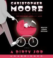 Cover image for A dirty job [a novel]