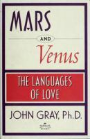 Cover image for Mars and Venus : the languages of love