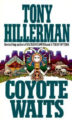 Cover image for Coyote waits. bk. 10 Joe Leaphorn/Jim Chee series