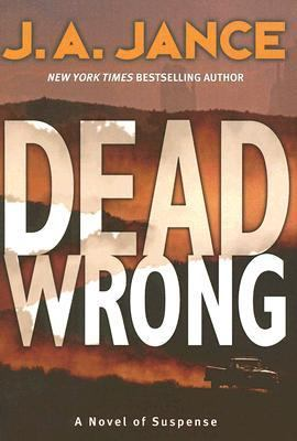Cover image for Dead wrong. bk. 12 [large print] : Joanna Brady series