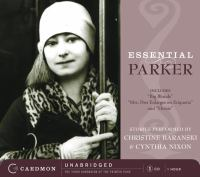 Cover image for Essential Parker