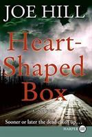 Cover image for Heart-shaped box [large print] : a novel