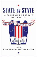 Cover image for State by state : a panoramic portrait of America
