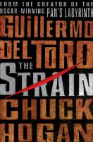 Cover image for The strain. bk. 1 : The strain trilogy