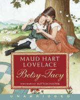 Cover image for Betsy-tacy Betsy-Tacy Series, Book 1.
