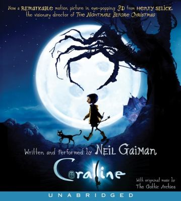 Cover image for Coraline [sound recording CD]