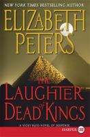 Cover image for The laughter of dead kings. bk. 6 : Vicky Bliss series