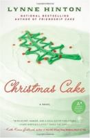 Cover image for Christmas cake. bk. 4 Hope Springs series