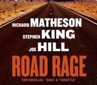 Cover image for Road rage two novellas.