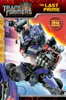 Cover image for The last Prime : Transformers series