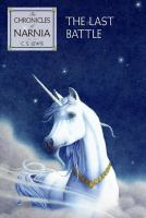 Cover image for The last battle