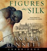Cover image for Figures in silk