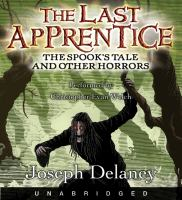 Cover image for The spook's tale Wardstone Chronicles / Last Apprentice Series, Book 7.
