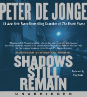 Cover image for Shadows still remain a novel