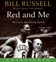 Cover image for Red and me my coach, my lifelong friend