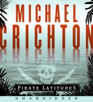 Cover image for Pirate latitudes
