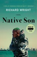 Cover image for Native son
