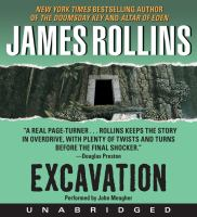 Cover image for Excavation