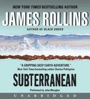 Cover image for Subterranean