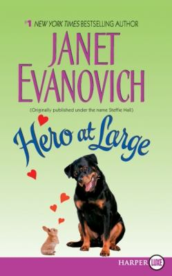 Cover image for Hero at large