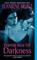 Cover image for Eternal kiss of darkness