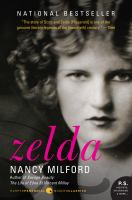 Cover image for Zelda a biography