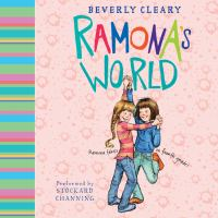 Cover image for Ramona's world