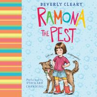 Cover image for Ramona the pest Ramona Quimby Series, Book 2.