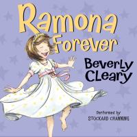 Cover image for Ramona forever Ramona Quimby Series, Book 7.