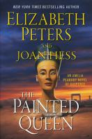 Cover image for The painted queen. bk. 20 : Amelia Peabody series