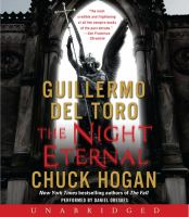Cover image for The night eternal. bk. 3 The strain trilogy