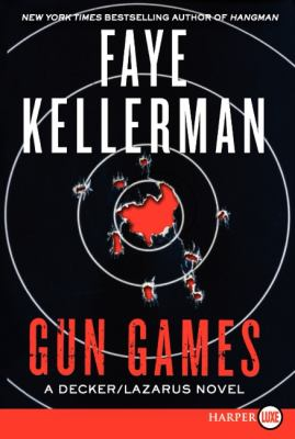 Cover image for Gun games bk. 20 : Peter Decker/Rina Lazarus series
