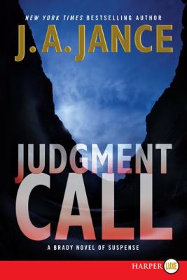 Cover image for Judgment call. bk. 14 Joanna Brady series