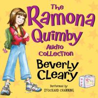 Cover image for The ramona quimby audio collection