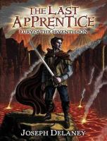 Cover image for Fury of the seventh son. bk. 13 : The last apprentice series