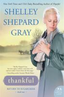 Cover image for Thankful. bk. 2 : Return to Sugarcreek series