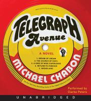 Cover image for Telegraph Avenue a novel