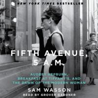 Cover image for Fifth avenue, 5 a.m.