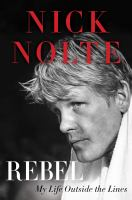 Cover image for Rebel : my life outside the lines