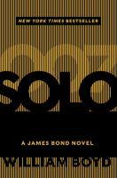 Imagen de portada para Solo : the new mission : James Bond series