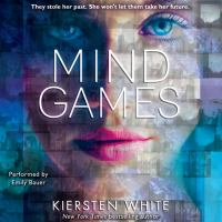 Cover image for Mind games Mind Games Series, Book 1.