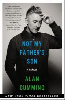 Cover image for Not my father's son : a memoir