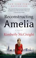 Cover image for Reconstructing Amelia a novel