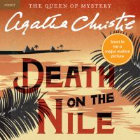 Cover image for Death on the nile